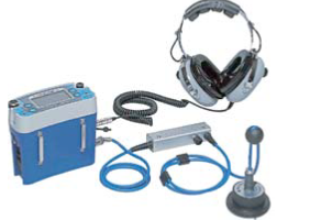 Leak Detection & Pipe Tracing Equipment